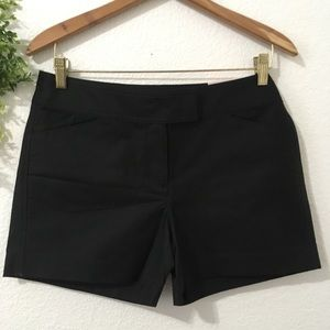 Ann Taylor Signature Black Shorts